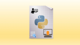 Learn programming from scratch with Python