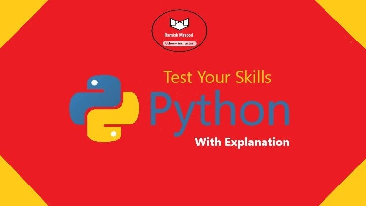 Python Programming Skills Test With Explanation