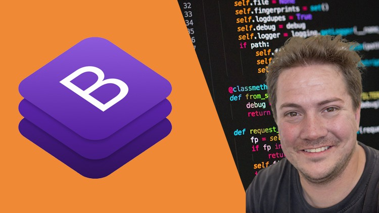 Crash Course Template Development and Bootstrap 4 Bootcamp
