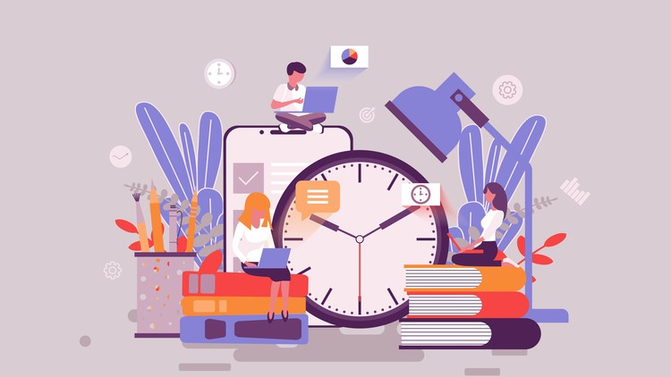 Time Management -The easy way. Step by step