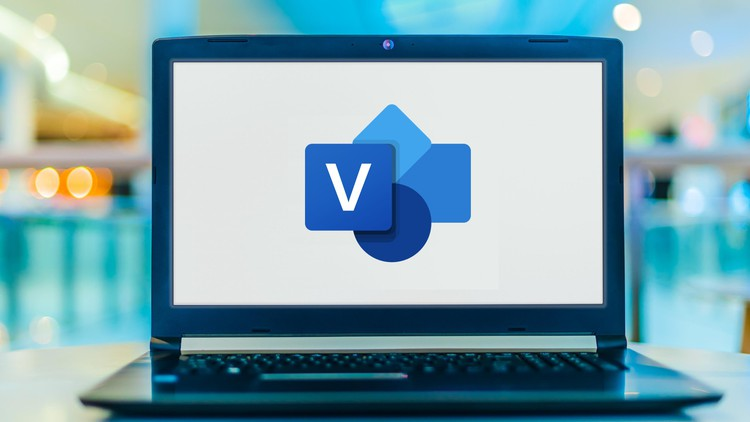 Microsoft Visio 2019 / 365 : Beginner to Advanced