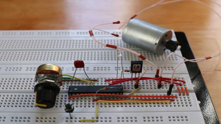 Programming for AVR Microcontrollers