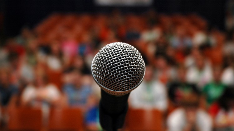Everything you never knew about public speaking