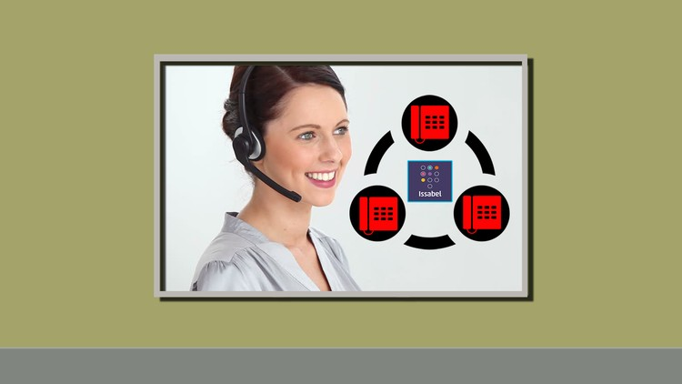 Build Complete Free Call Center Asterisk Issabel VoIP.