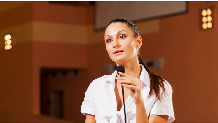 Public Speaking: You Can be a Great Speaker within 24 Hours