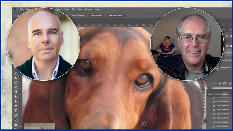 Five Fast Masking Tips in Photoshop CC
