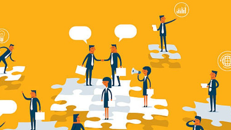 A Masterclass in Personal Networking and Communication ©